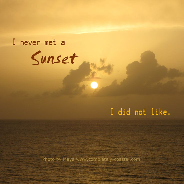 Sunrise And Sunset Quotes. QuotesGram