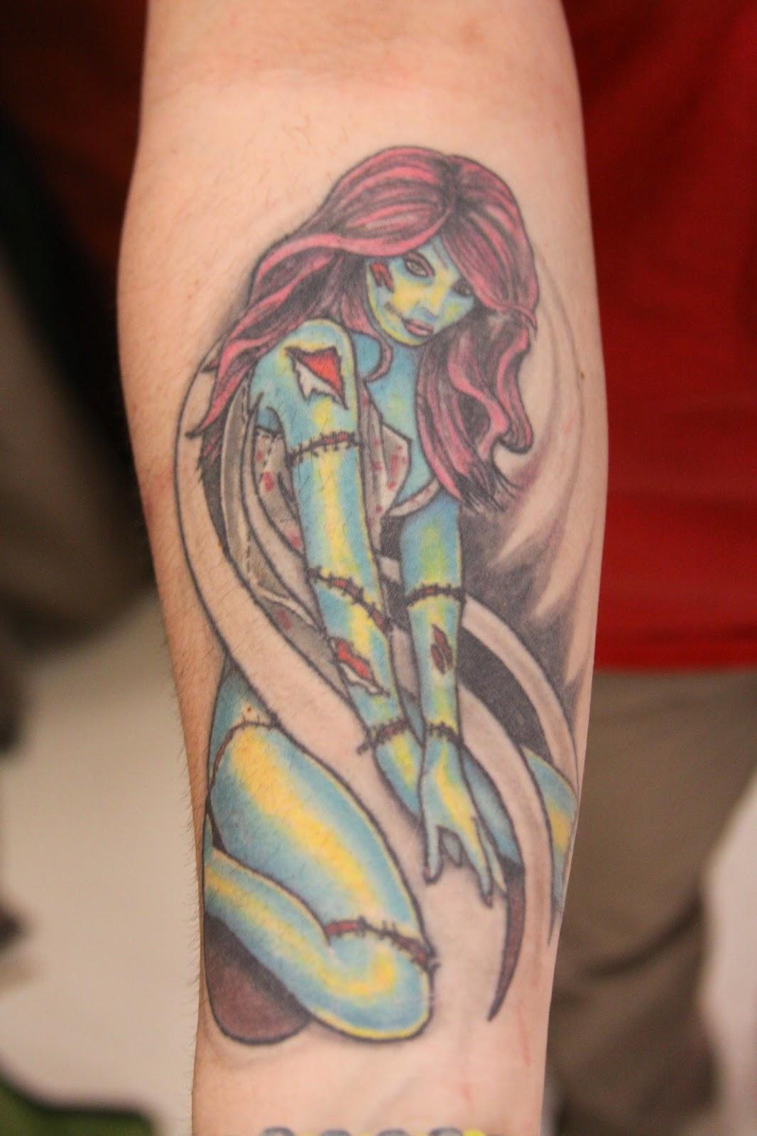 tattoo trauer