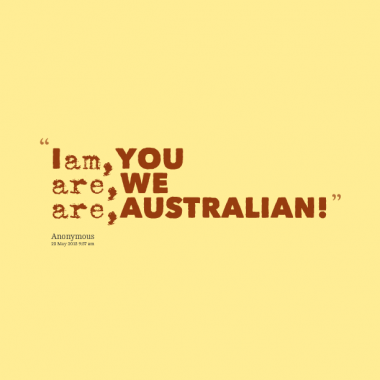 Quotes About Australia. QuotesGram