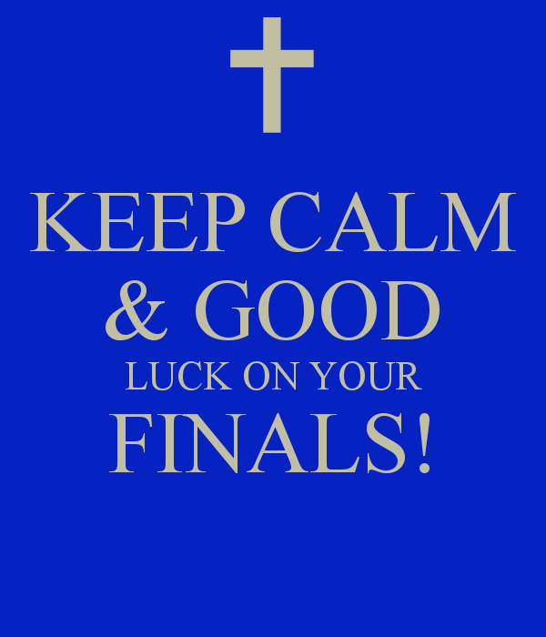 Good Luck On Your Exam Quotes: Good Luck On Finals Quotes. QuotesGram