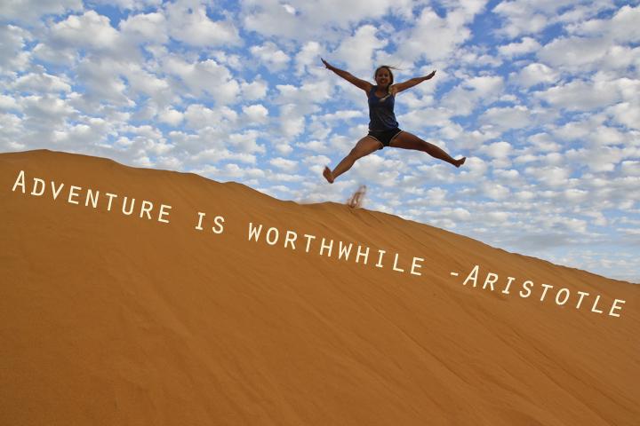 60 Best Adventure Quotes And Sayings: Adventure Travel Quotes. QuotesGram