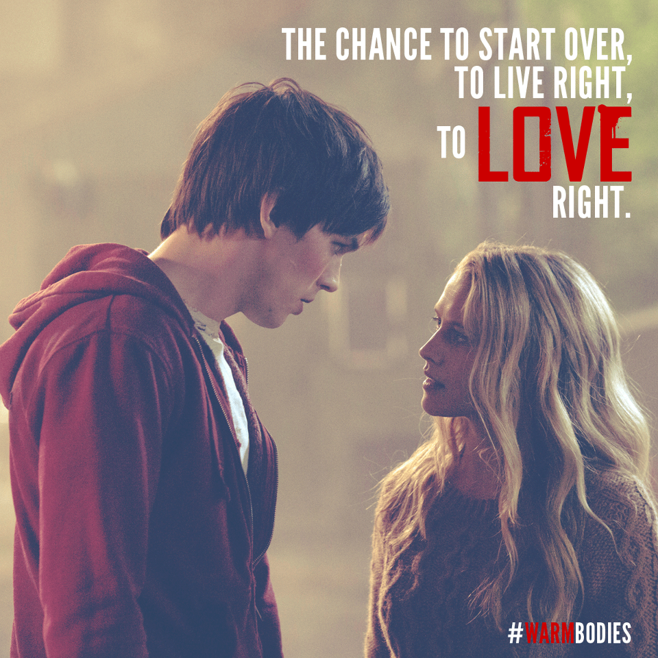 Warm Bodies Quotes Warm Bodies Funny Quot...