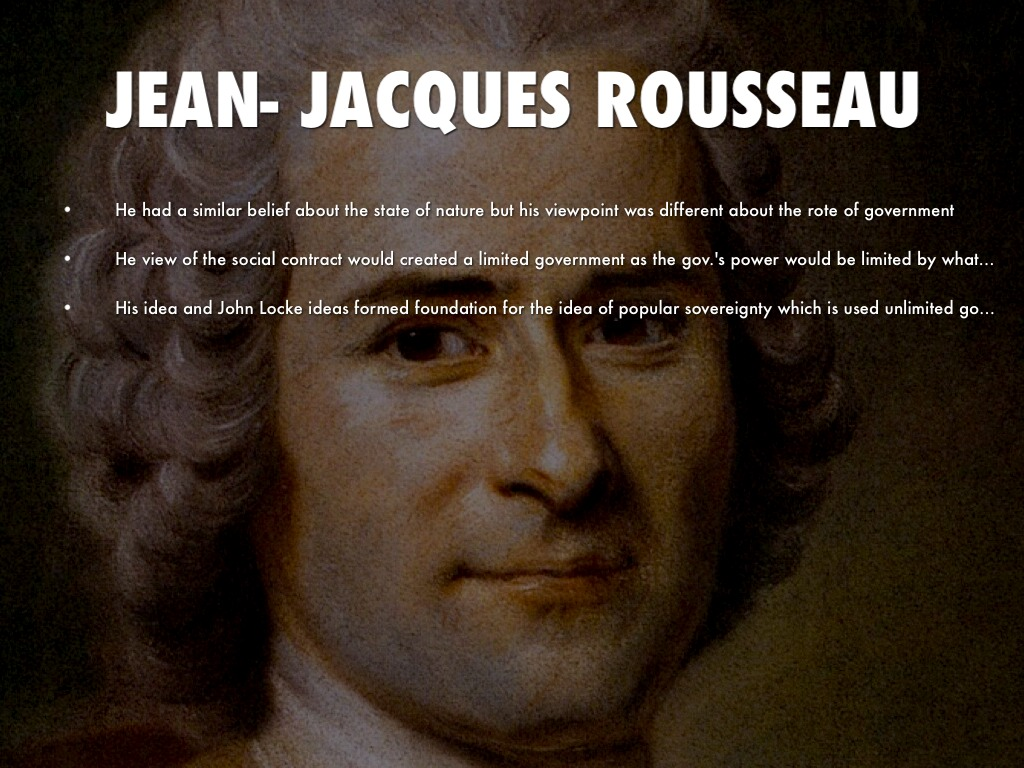 marx and rousseau s views on human Rousseau vs machiavelli had distinctive views on human nature and the may have based on a leader's actions machiavelli and marx have views that.