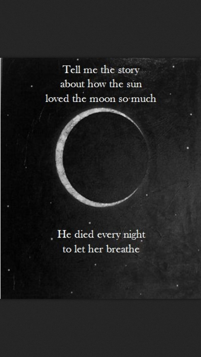 Sun Earth And Moon Quotes. QuotesGram
