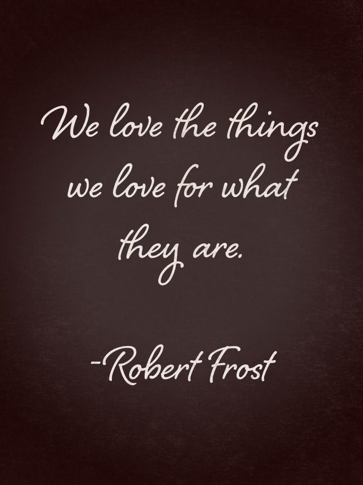 the life and writings of robert frost The paris review is a literary magazine featuring original writing, art, and in-depth interviews with famous writers.