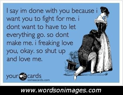Funny Quotes On Love Fights : Will Fight With My Sisters Fighting Funny Quotes. QuotesGram