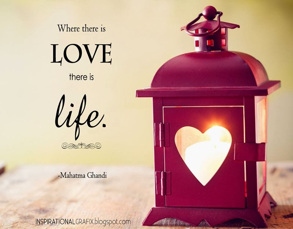 Quotes By Gandhi About Love : Mahatma gandhi quotes on love quotesgram