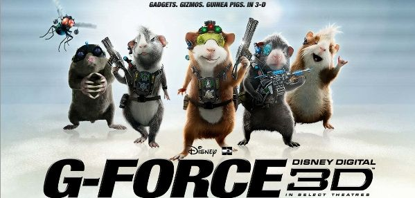 G Force Movie Quotes Quotesgram