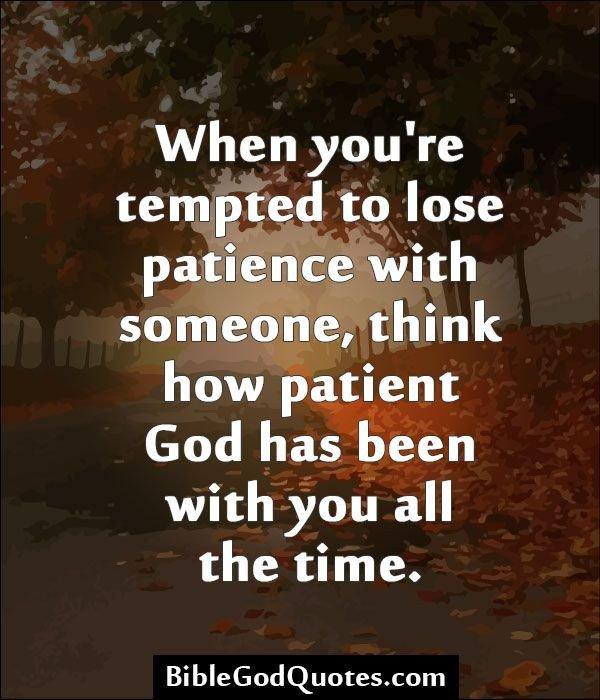 Persistence Motivational Quotes: Scripture Quotes Patience. QuotesGram