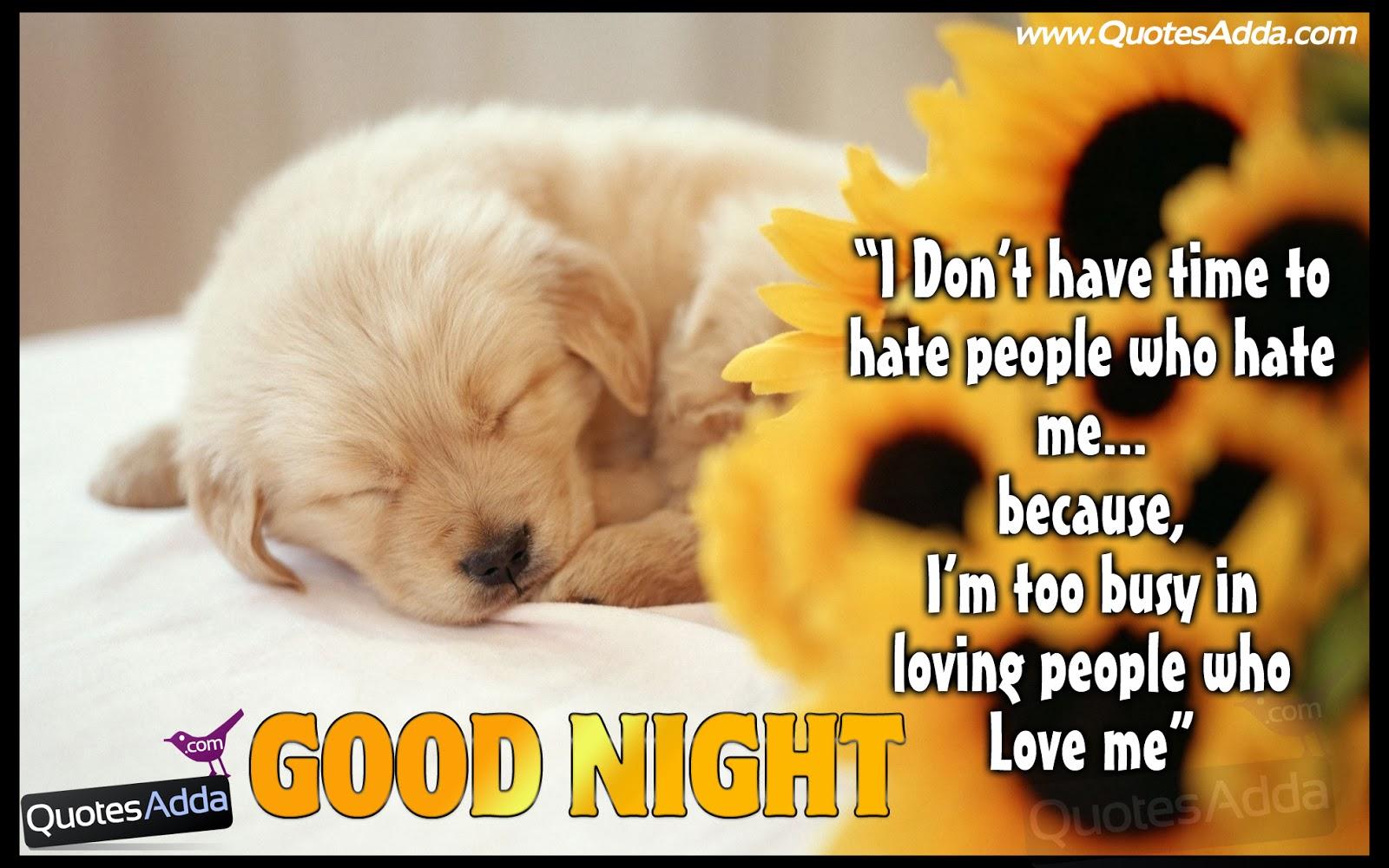 Good Night Friends Quotes. QuotesGram