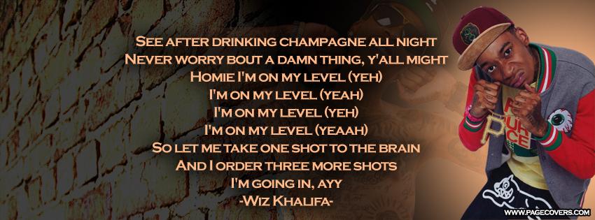wiz khalifa lyric quotes quotesgram