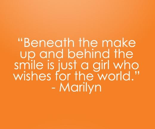 Quotes To Make A Girl Smile. QuotesGram