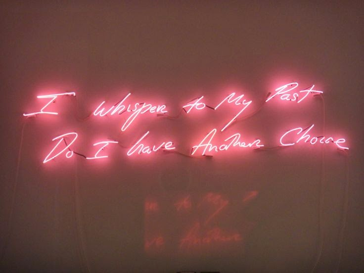 Neon Lights Letters Cover Photo