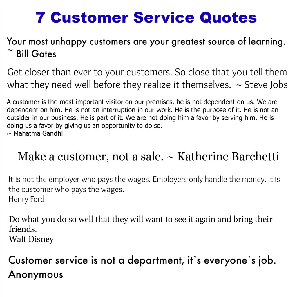 how to offer great customer service