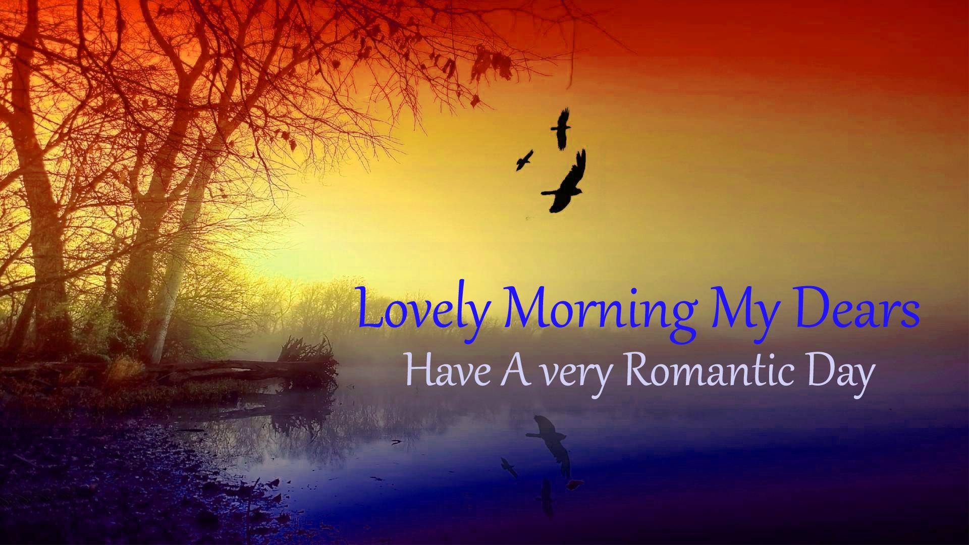 Romantic Good Morning Quotes: Romantic Good Morning Beautiful Quotes. QuotesGram