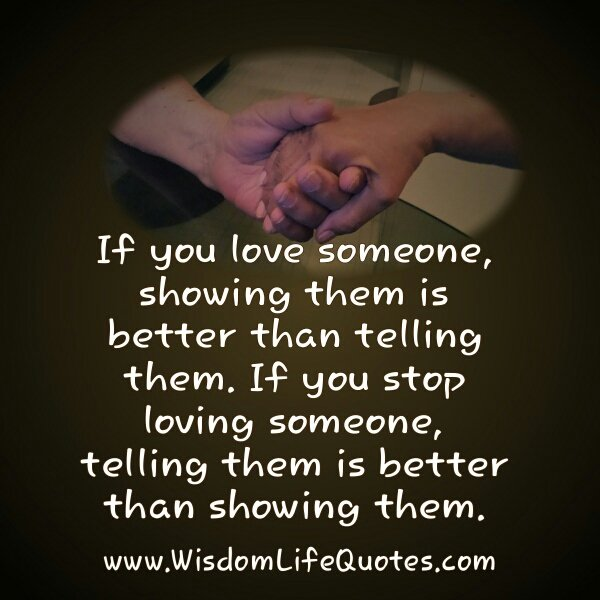 Quotes That Show Someone You Love. QuotesGram