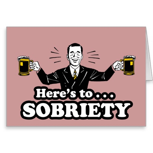 Funny Sobriety Quotes. QuotesGram