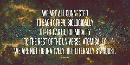 we are all connected quotes  quotesgram