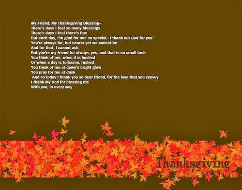 Best Thanksgiving Quotes For Friends: Thanksgiving Friendship Quotes. QuotesGram