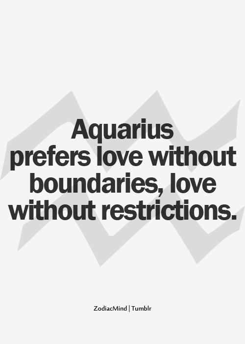 aquarius quote | Tumblr  |Aquarius Quotes Tumblr