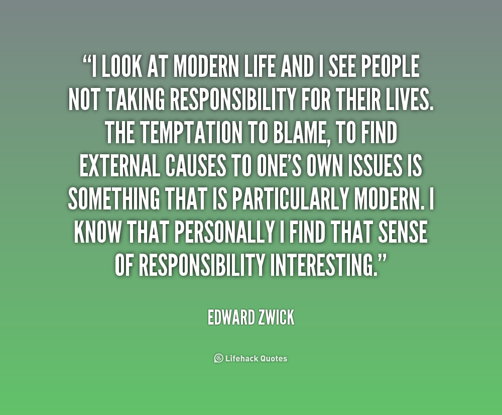 taking on responsibility Taking responsibility has 112 ratings and 12 reviews zayd said: phenomenal  book it should be required reading for anyone that wants to move forward in.