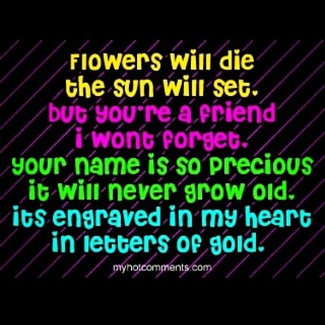 Best poems short friend 43 Best