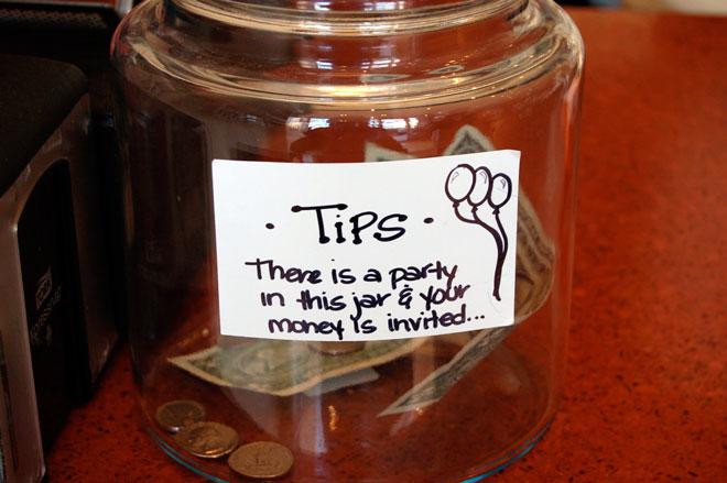 Tip Jar Quotes Quotesgram