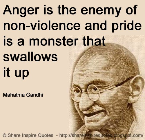Daily Quotes On Non Violence. QuotesGram