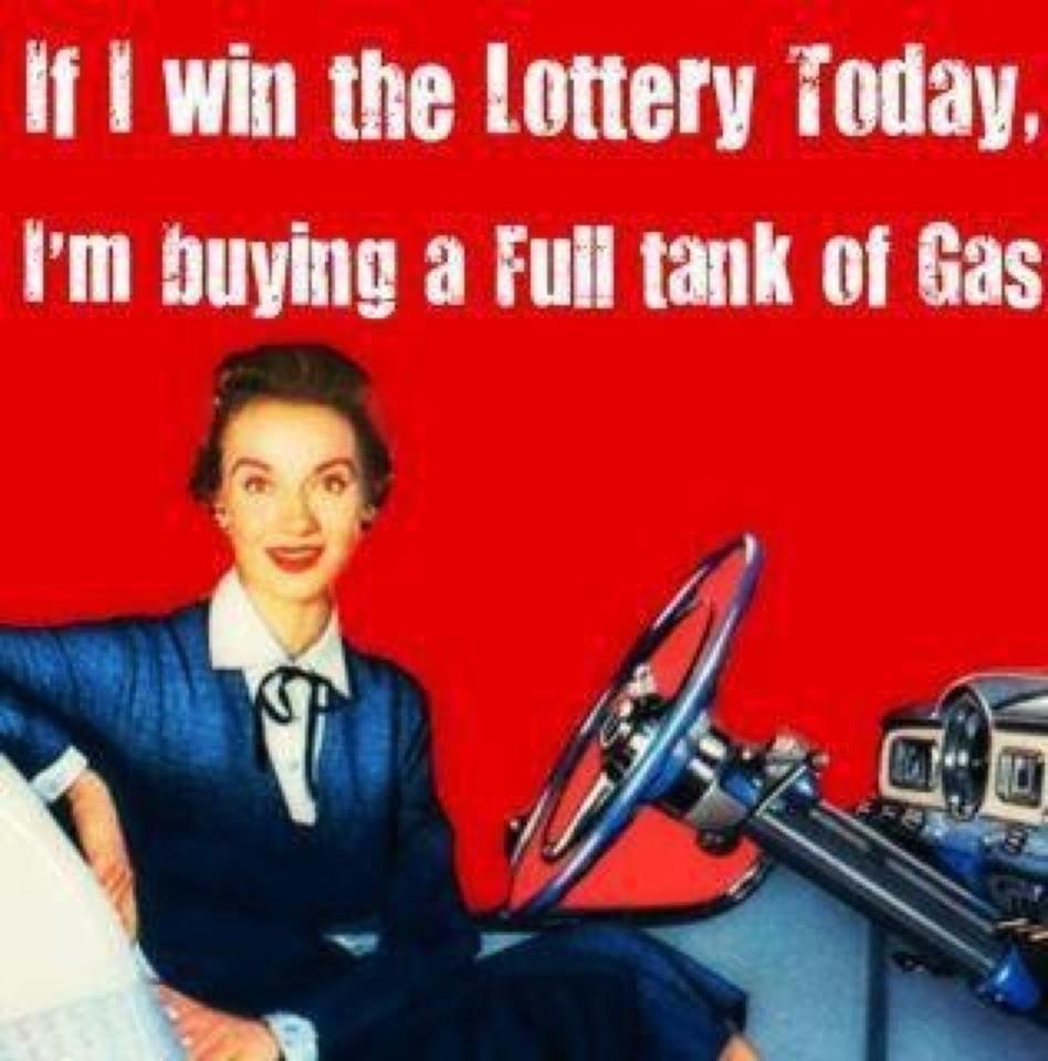 if i won the lottery essays