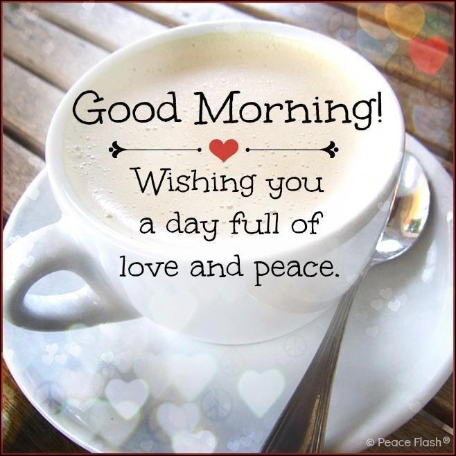 Romantic Good Morning Coffee Quotes Quotesgram