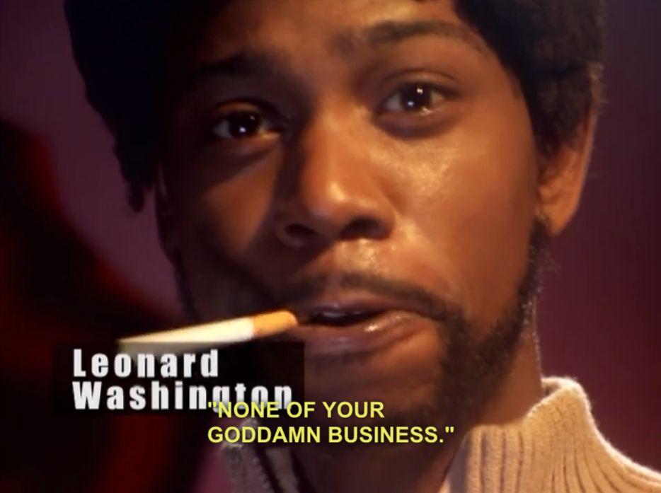 Leonard Washington Quo...