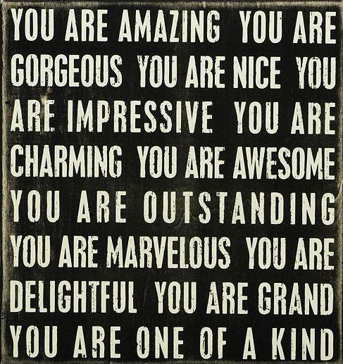 You Are Amazing: Ur Amazing Quotes. QuotesGram