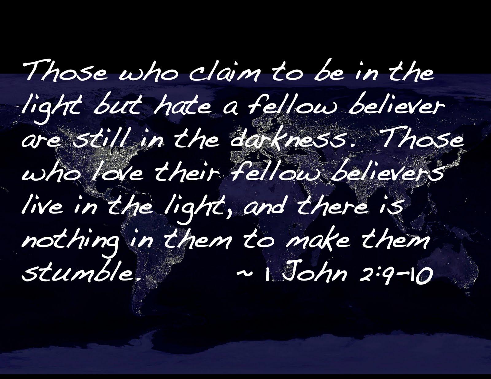 Bibelcitater om lys Quotesgram-6711