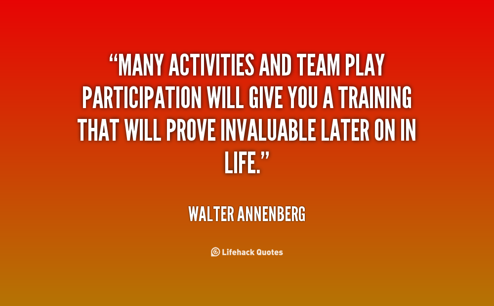 Walter Annenberg Quotes Quotesgram