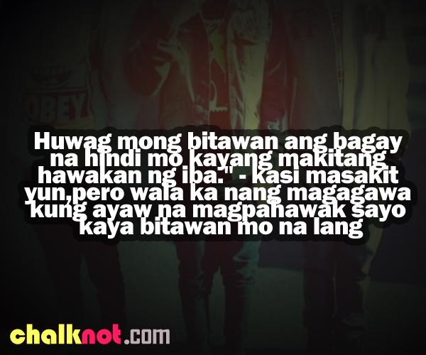 Goodbye High School Quotes Tagalog: Bob Ong Quotes Tagalog New. QuotesGram