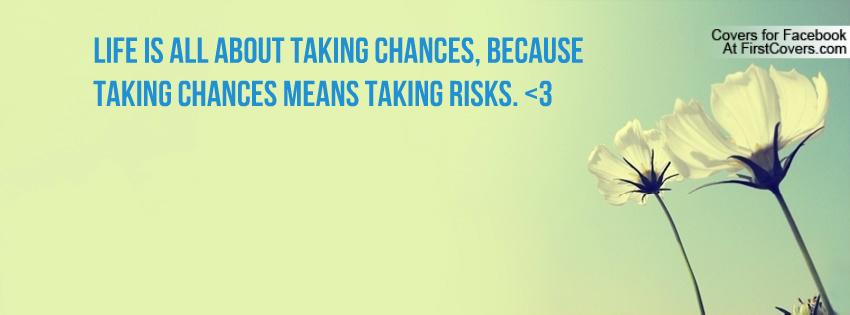 taking risks in life pdf