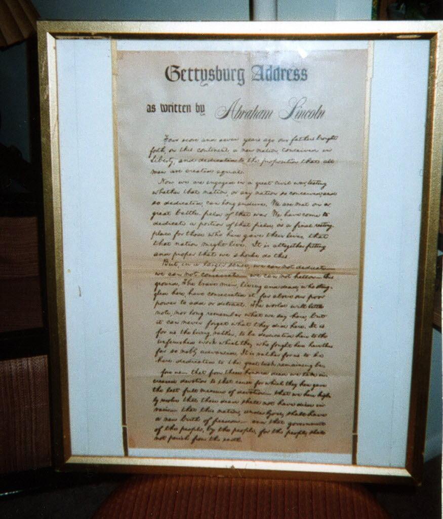 The Copy Of Gettysburg Quotes Quotesgram