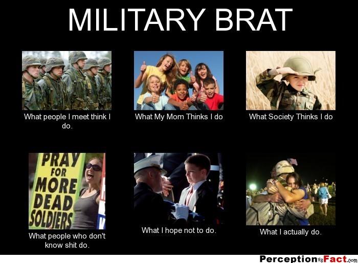 Military Brat Quotes. QuotesGram