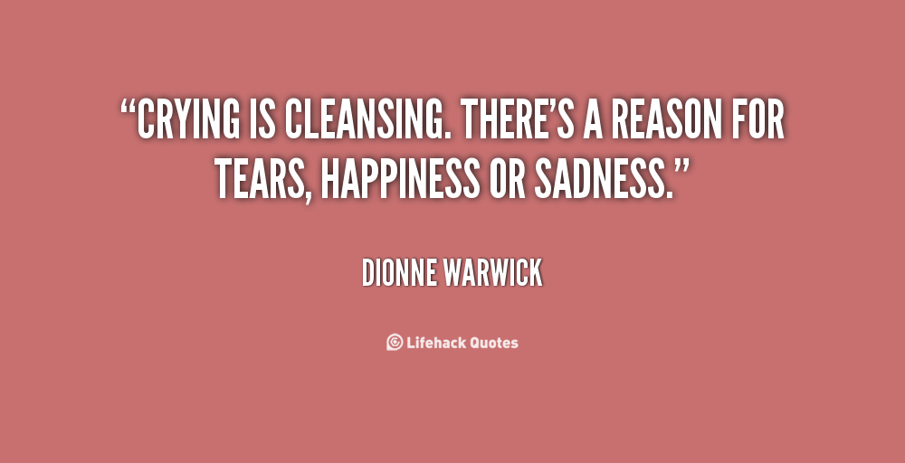 Quotes Tears Are Cleansing. QuotesGram