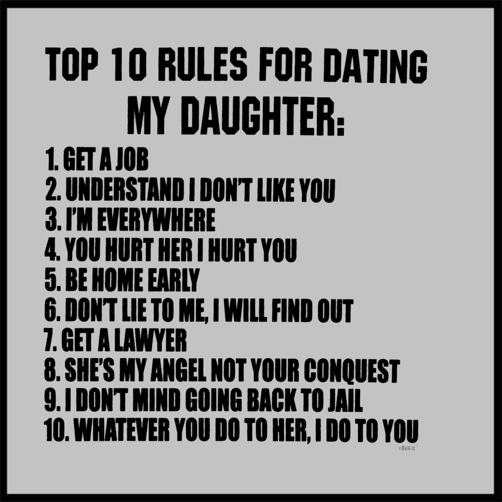 10 Things I Want My Daughter to Know as She Starts Dating