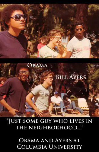 obama and ayers relationship