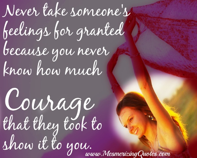 Never Take Someone For Granted Quotes. QuotesGram