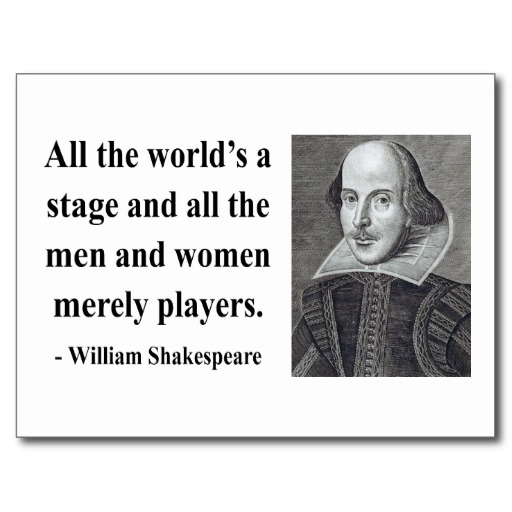 Quotes By Shakespeare About Acting : Shakespeare quotes about acting quotesgram