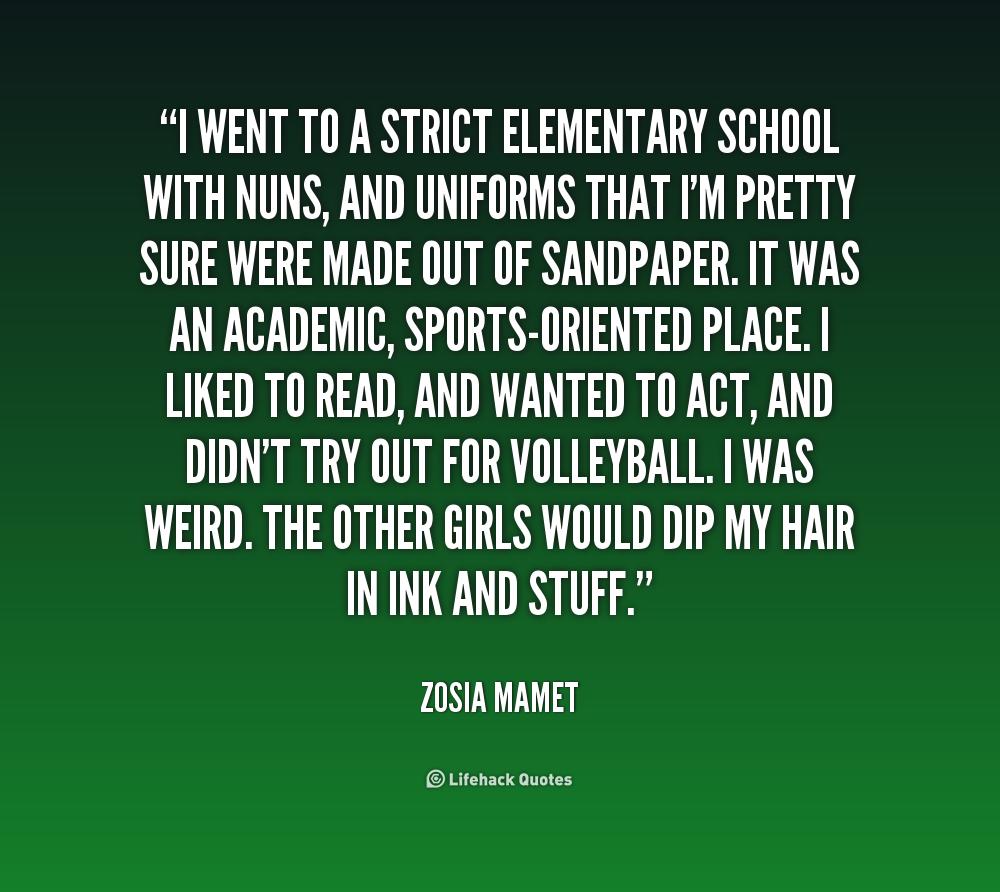 Elementary School Quotes. QuotesGram
