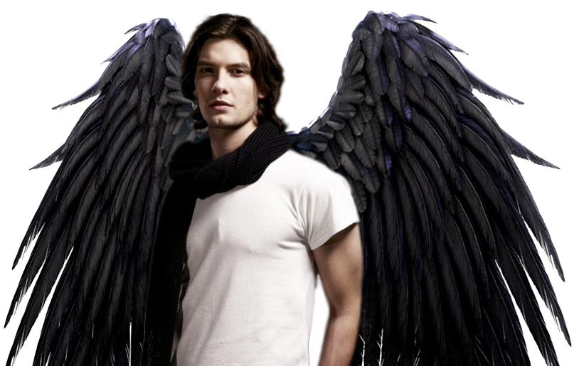 фото ангела с крыльями мужское