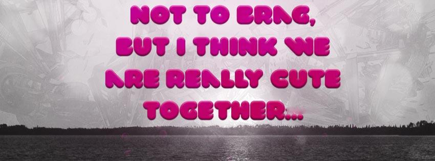 Very Cute Quotes For Facebook Quotesgram