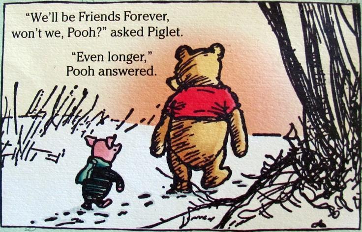 Winnie The Pooh Friendship Quotes. QuotesGram