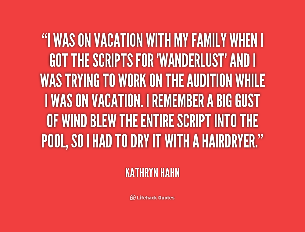 Funny Quotes About Family Vacations : Family vacation quotes and sayings quotesgram