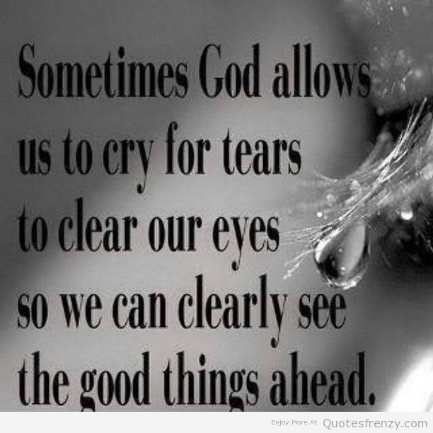 Quotes About Sadness And Tears. QuotesGram