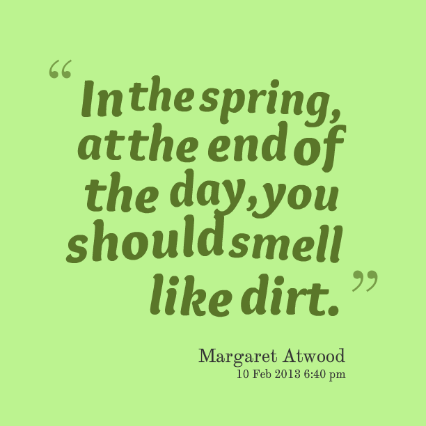 Spring Book Quotes Quotesgram
